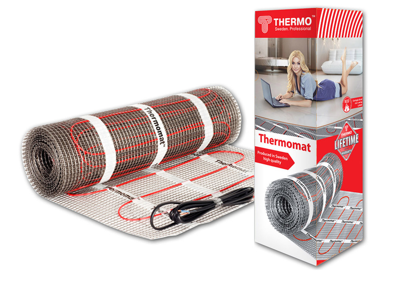 Thermo Thermomat TVK-130 LP 10 кв.м. 1300 Вт (под ламинат)